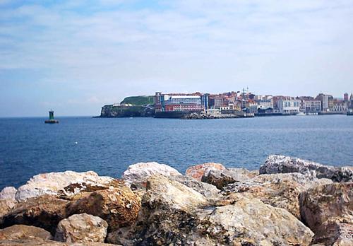 Playa de Poniente, Gijón – Playas de Asturias