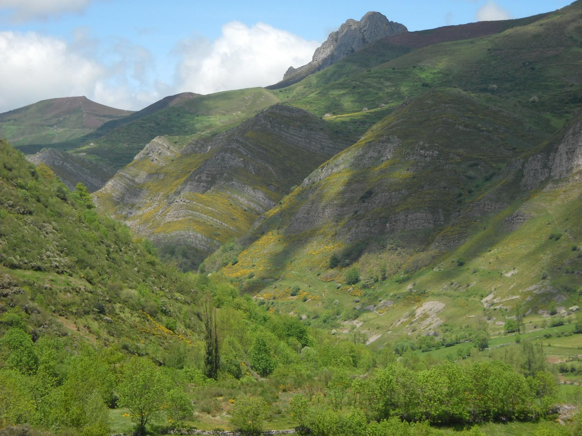 ruta Valle de Lago