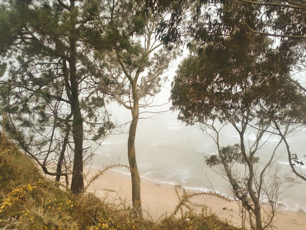Playas de Asturias, España