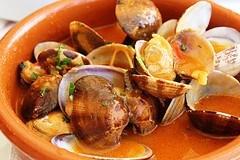 Cocina Tradicional Asturiana | Almejas A La Marinera Recetas De Cocina Que Comer Hoy