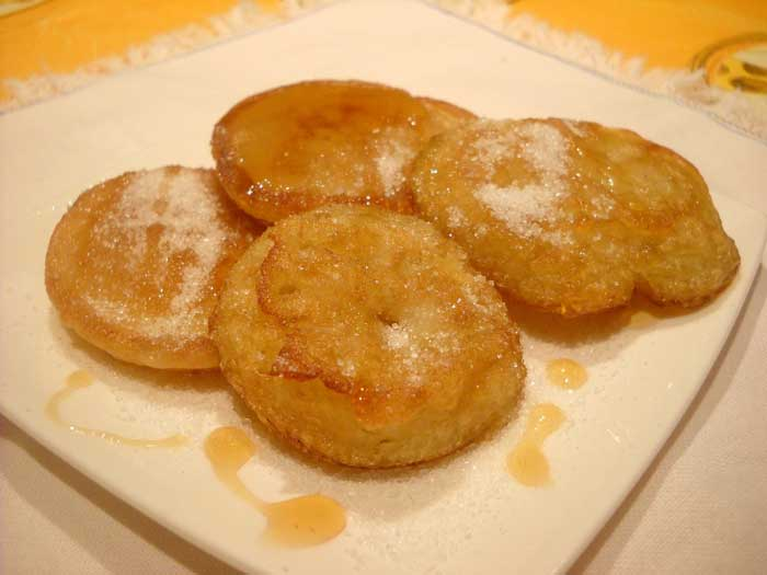 recetas Buñuelos