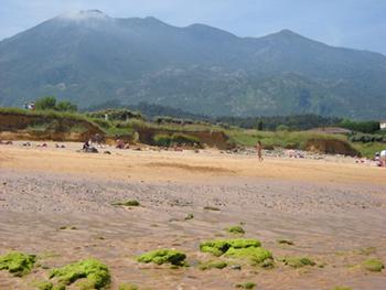 Playa la Espasa, Caravia, Playas de Asturias
