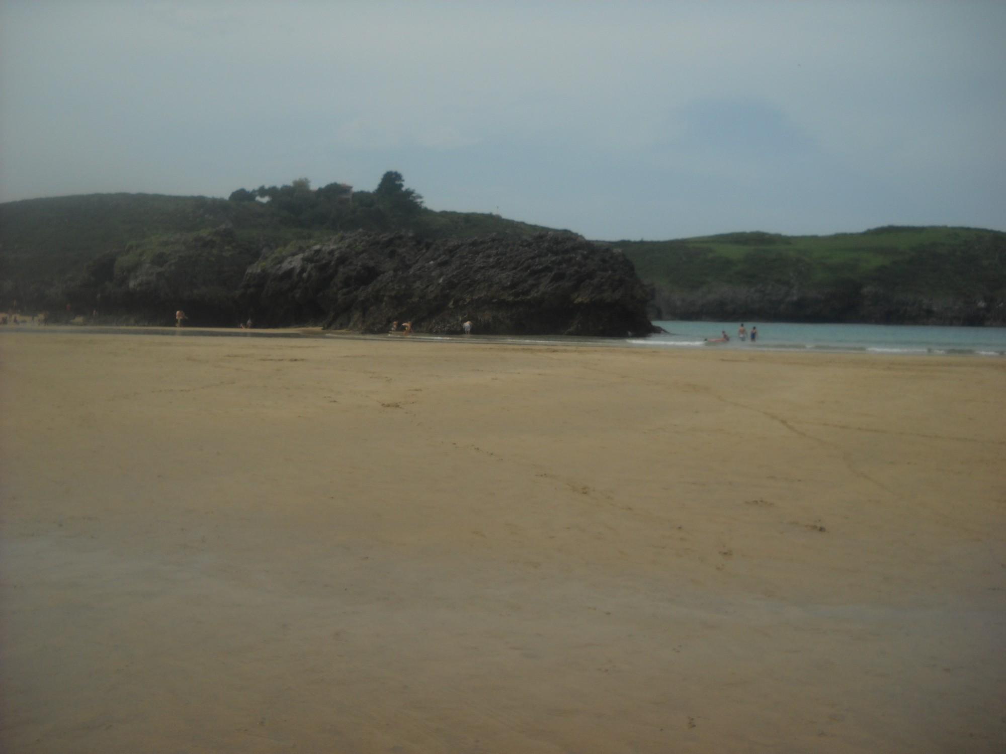 Playa de Borizo