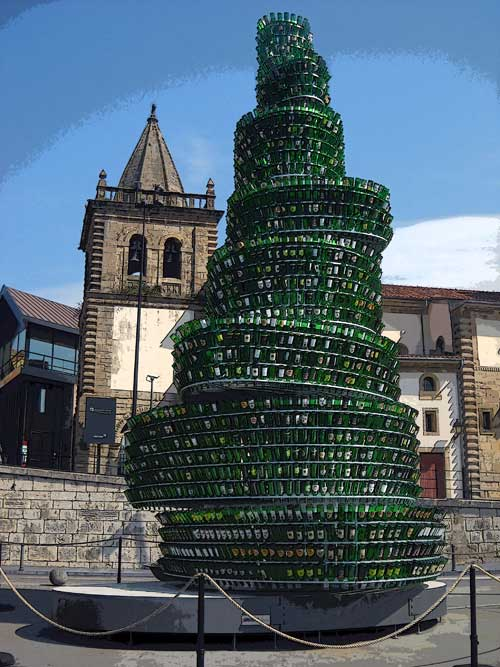 Fiesta Sidra Natural Gijón, Asturias