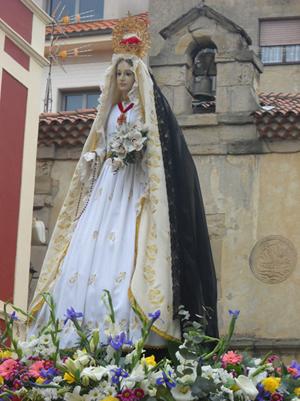 Fiestas en Gijón en Septiembre