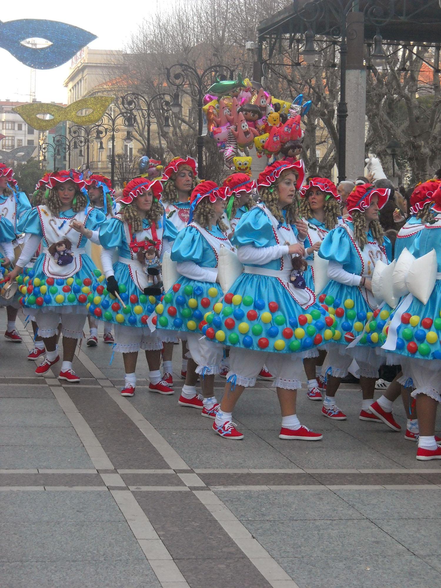 Carnaval Asturias