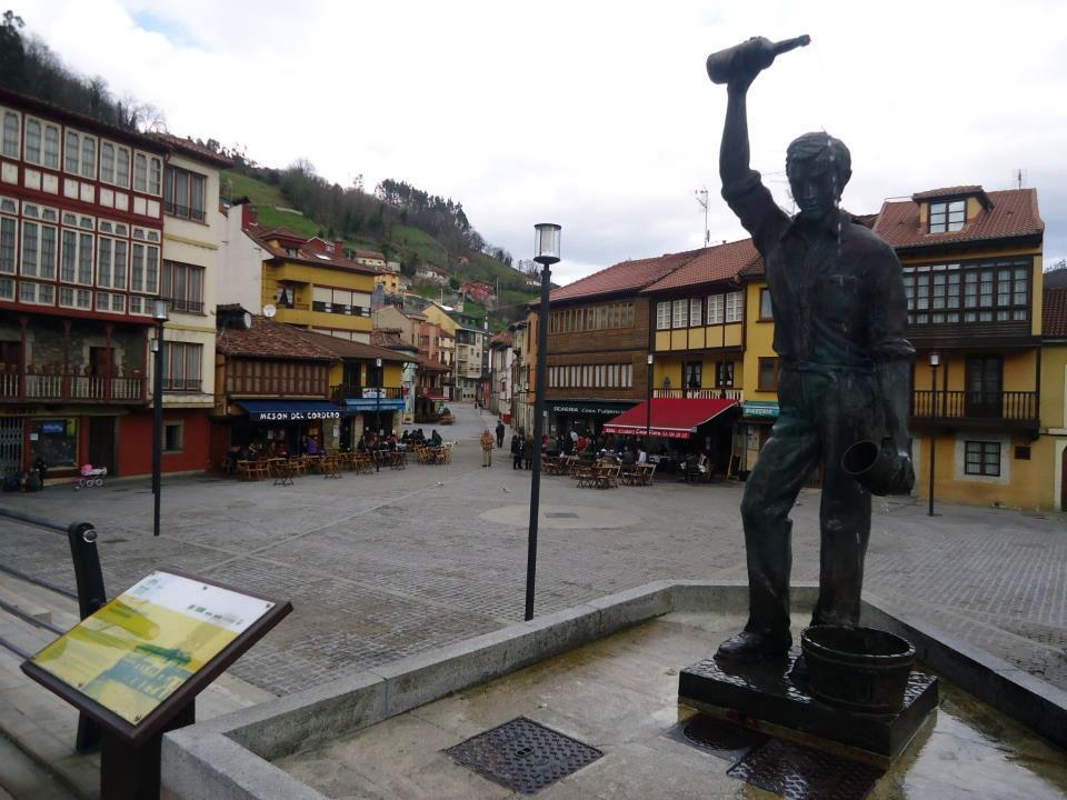 folixa na Primavera Mieres, Asturias