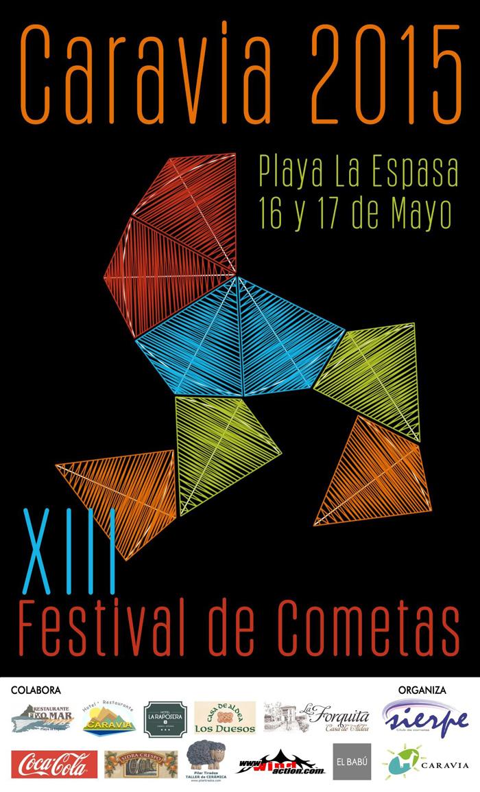Festival Cometas de Caravia, Asturias – España