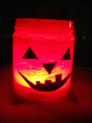 Manualidades para niños: calabazas de halloween