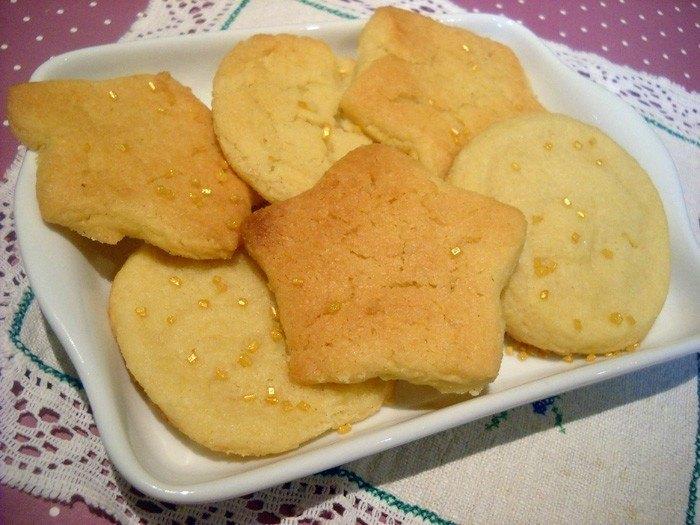 receta de galletas
