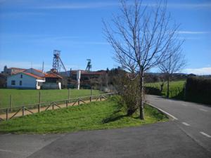 ruta vía verde La Camocha