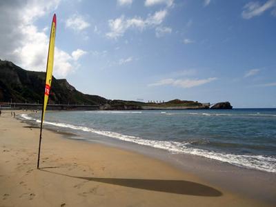 Playa de Salinas, Castrillón – Playas de Asturias