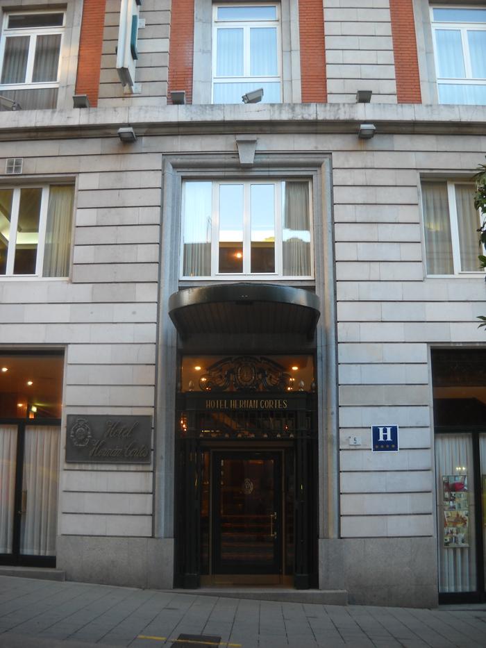 Hotel Hernán Cortes
