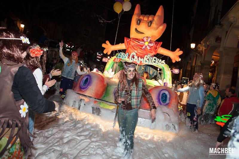 Desfile Carnaval Descenso Galiana