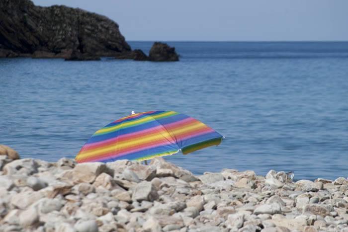 Playa San Pedro, Cudillero, Playas de Asturias