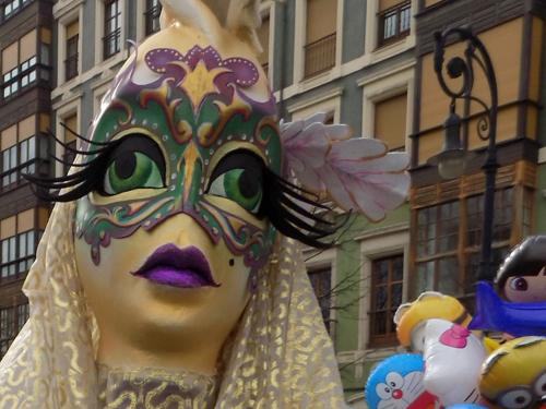 Desfile Carnaval Gijón