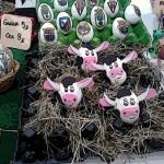 Fiesta Huevos Pintos de Pola de Siero, Asturias