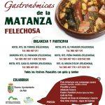 Jornadas Gastronómicas Matanza en Aller, Asturias