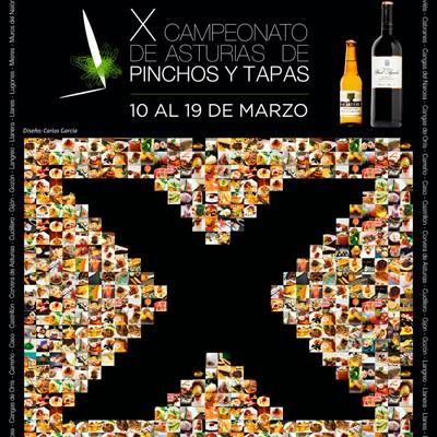Campeonato de Pinchos de Asturias