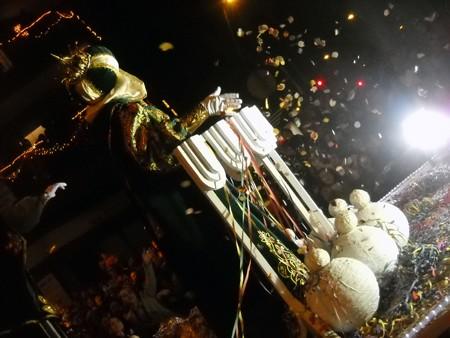 Cabalgata de Reyes en Gijón