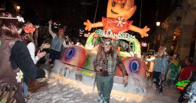 Desfile de Carnaval de Avilés. Lo mejor de las Fiestas en Asturias