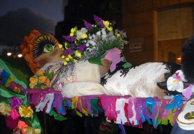 Carnaval en Asturias