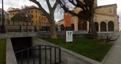 Museo Termas Romanas de Gijón