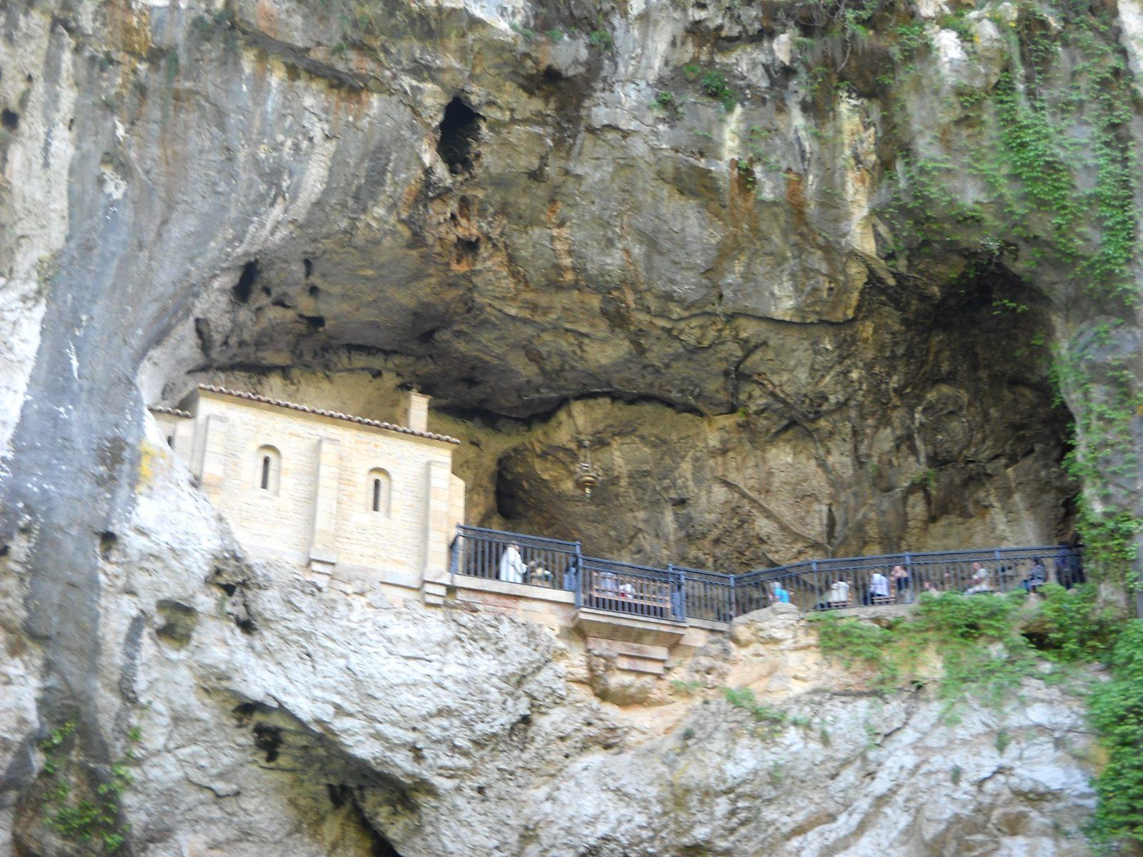 Fiesta virgen de la Cueva