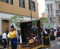 Fiesta del Bollo de Avilés