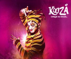 Kooza El Circo del Sol