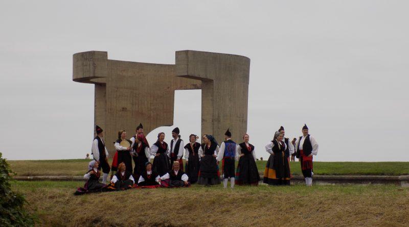 Día de Asturias Gijón