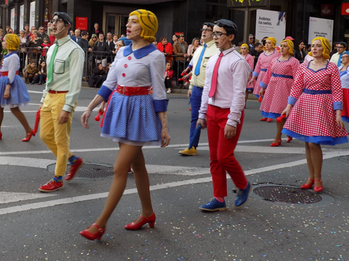 Desfile Carnaval Oviedo